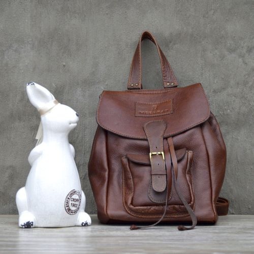 Little Backpack - Rich Brown