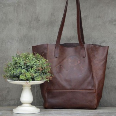 Margaretha Tote - Rich Brown