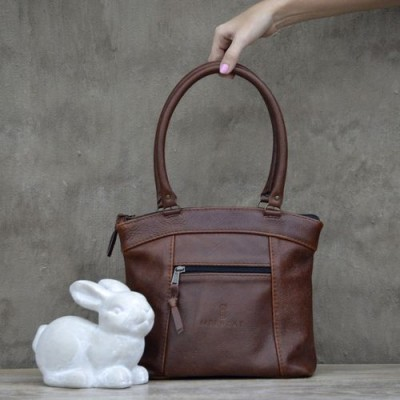 Mieke Bag - Rich Brown