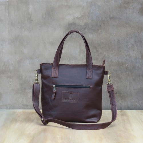 Lesley Bag - Dark Brown