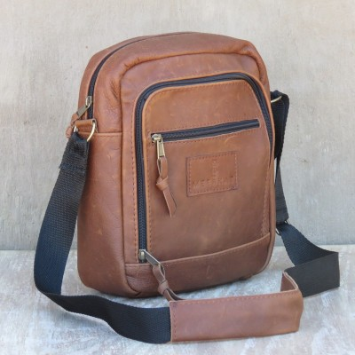 Man Bag - Brown