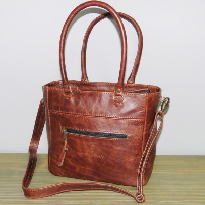 Mandy Bag – Dark Brown