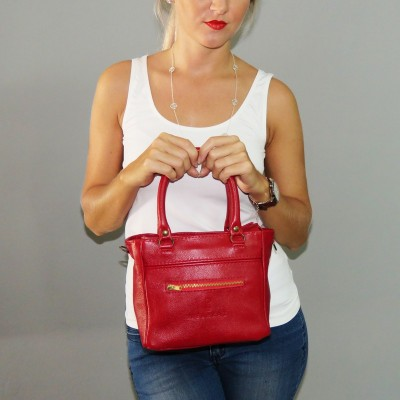 Mandy Nano Bag – Ruby Collection