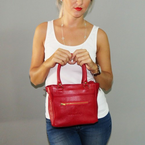 Mandy Nano Bag – Ruby Collection