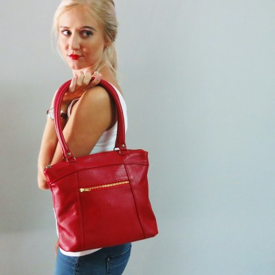 Mieke Bag – Ruby Collection