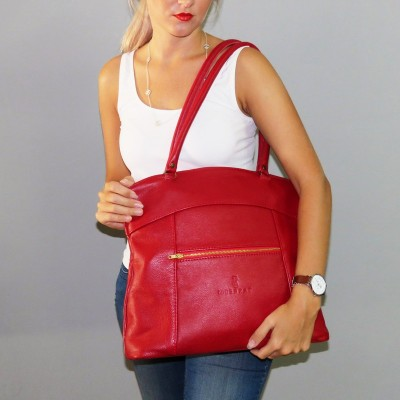 Mieke Bag Large – Ruby Collection