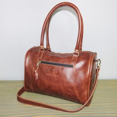 Travel Bag - Dark Brown
