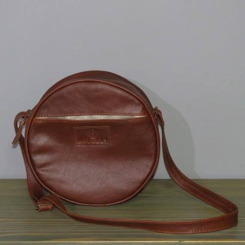 Circle Bag - Brown