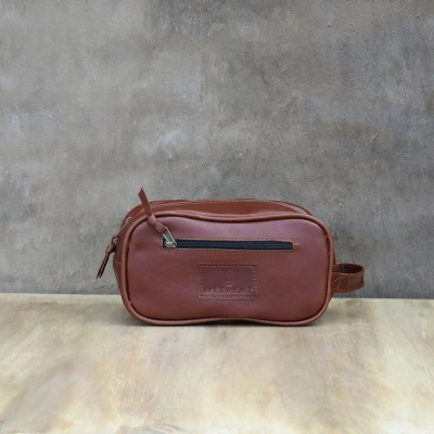 Shower Bag – Brown